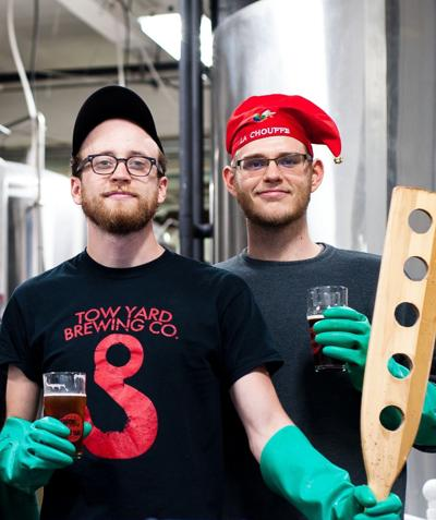 Ask a Brewer with Tow Yard's Will Moorman