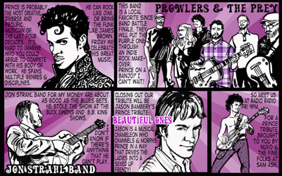 Barfly: All hail The Purple One