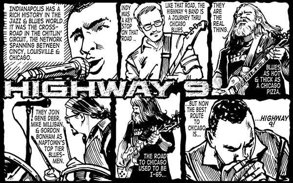 Barfly: Highway 9