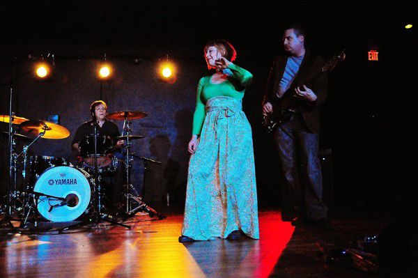 Sixpence None The Richer at White Rabbit Cabaret