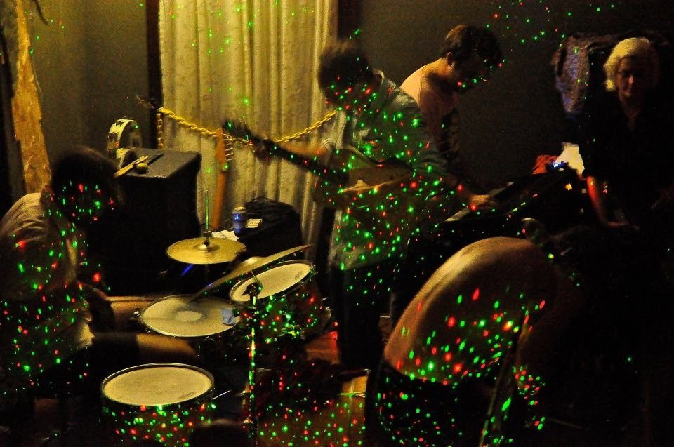 Mediumship Record Birthin' Freakout