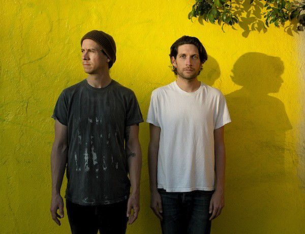 Two dudes, 10,000 albums: No Age on new record