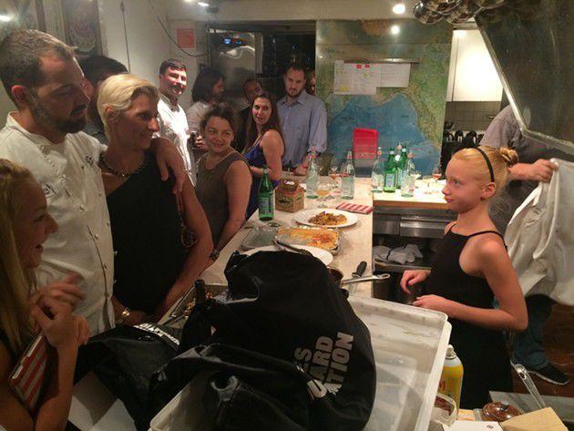 Chefs Night Off NYC