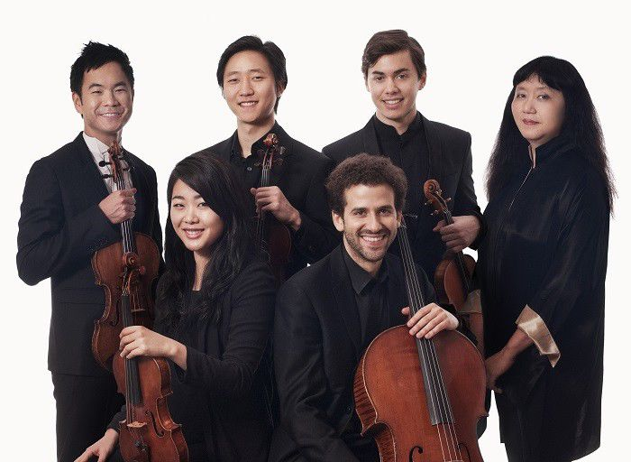 Ensemble music's chamber group gets five stars