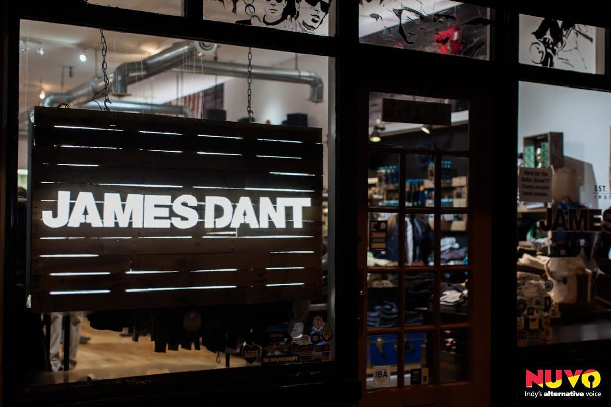 Slideshow: James Dant 2 Year Anniversary Bash