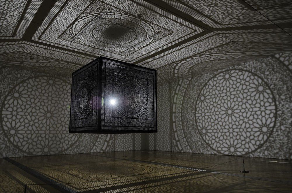"""Agha's """"Intersections"""" wins $300K at ArtPrize 2014"""