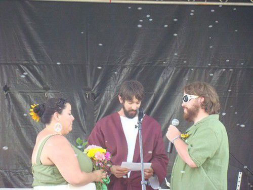 Two Weddings & a Festival