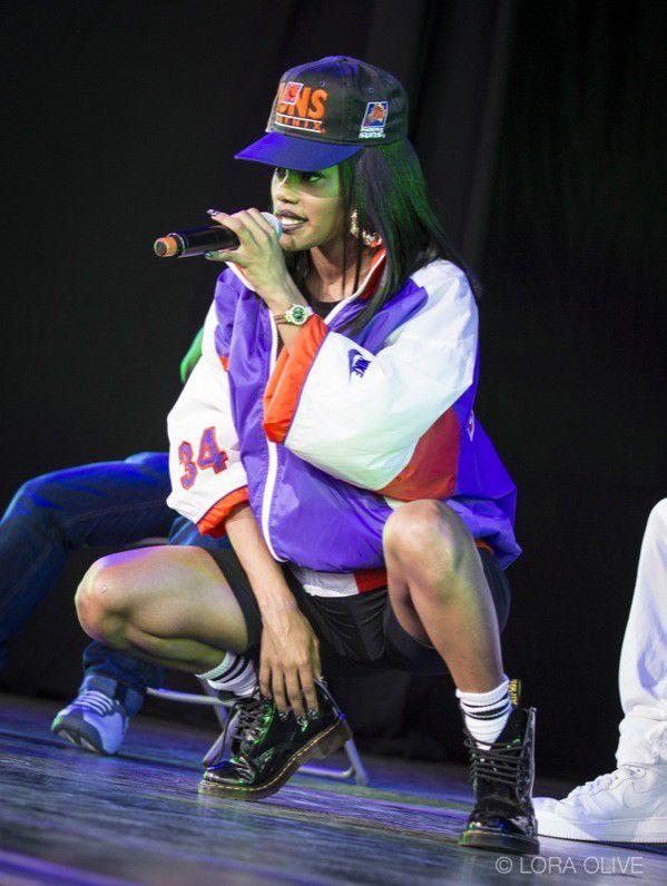 Slideshow: Chris Brown at Klipsch Music Center
