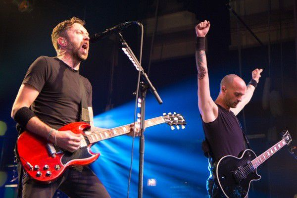 Rise Against at Old National Centre (Slideshow)