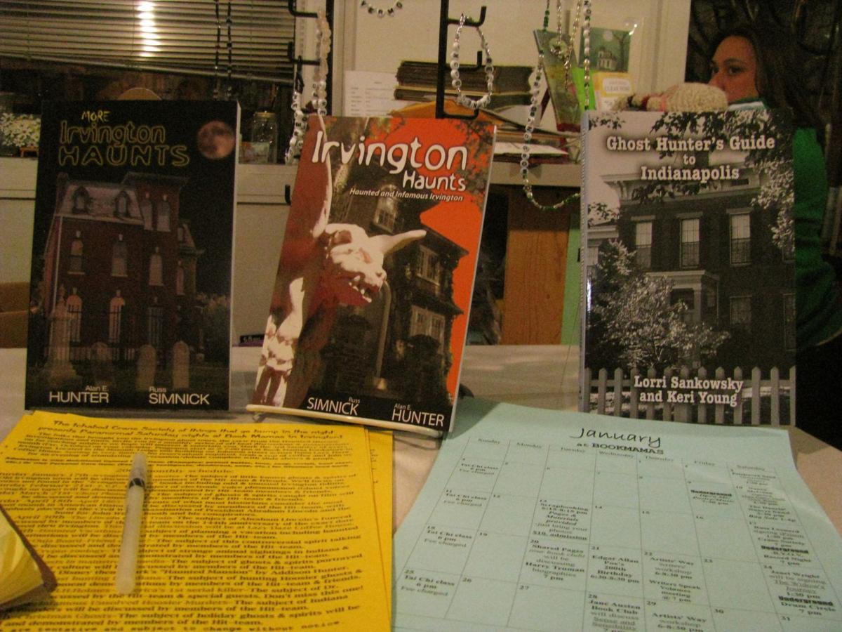Irvington Ghost Talks