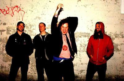 "Noise metal for the dance floor: Racebannon's ""Wrap the Body"""