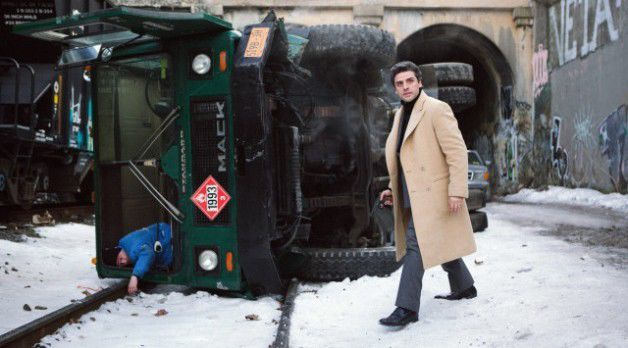 A Most Violent Year: Vintage NYC grit