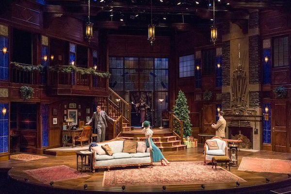 The Game's Afoot at Indiana Repertory Theatre