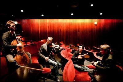 Ensemble Music presents Ébène Quartet