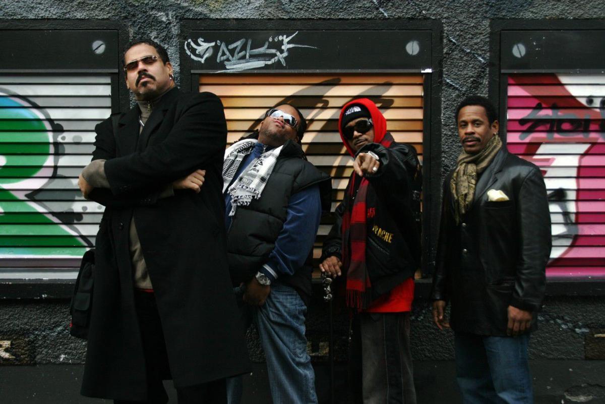 Rapper's delight: Sugarhill gang returns