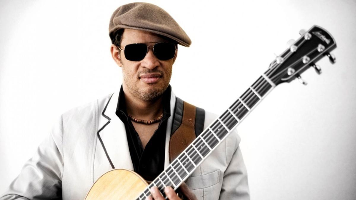 Famed guitarist Raul Midón brings his jazziest album to The Jazz ...