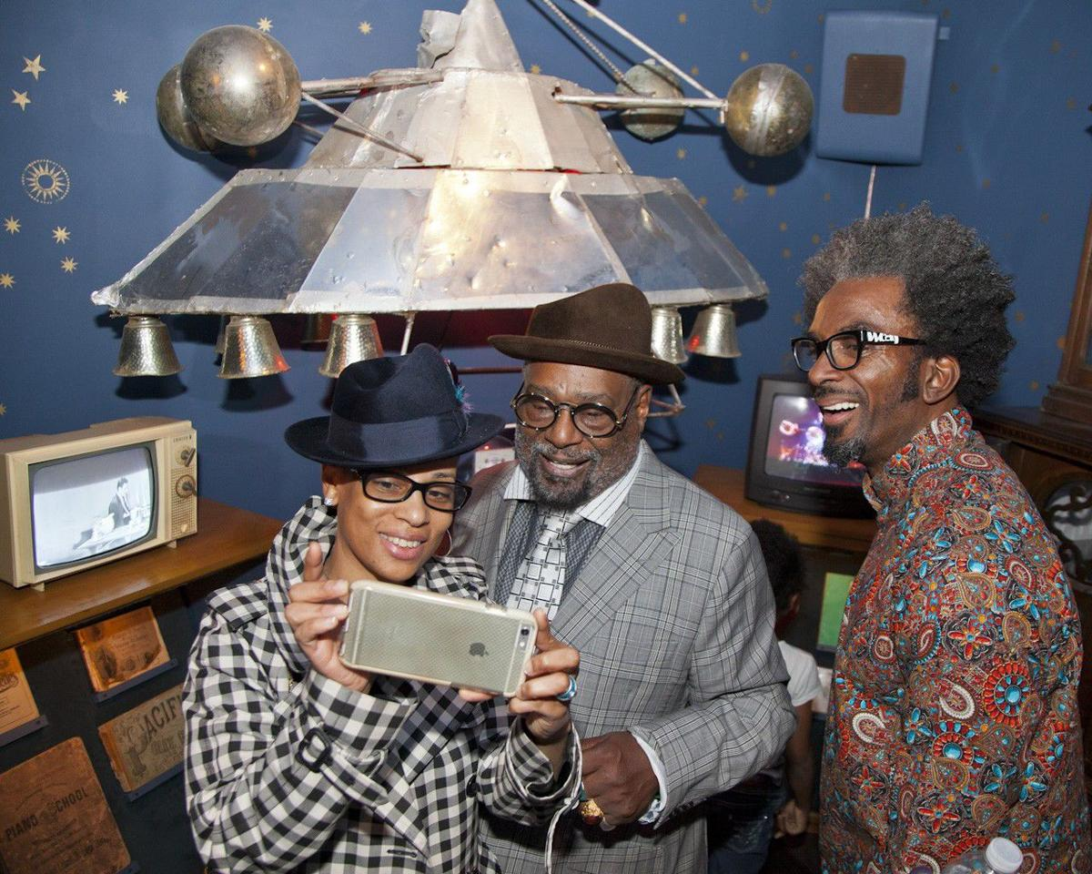 Slideshow: George Clinton at The Vogue and Museum of Psychphonics