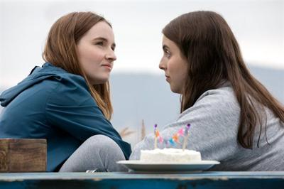 Scene from 'Booksmart'