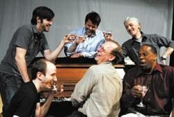Great gay improvisers