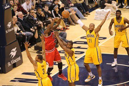 Pacers v. Bulls