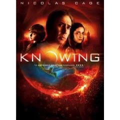 """""""Knowing"""" on DVD"""