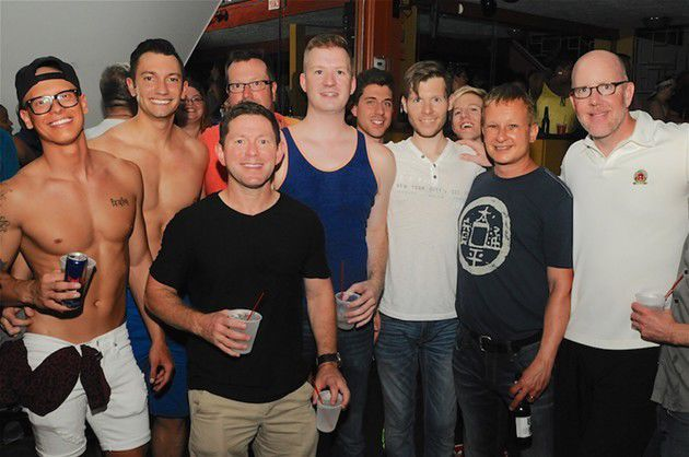 from Toby indy gay bars