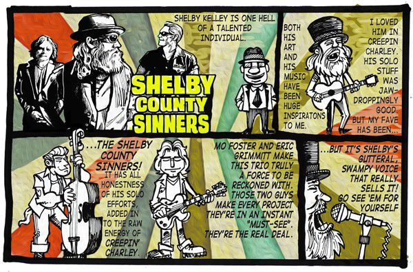 Barfly: Shelby County Sinners