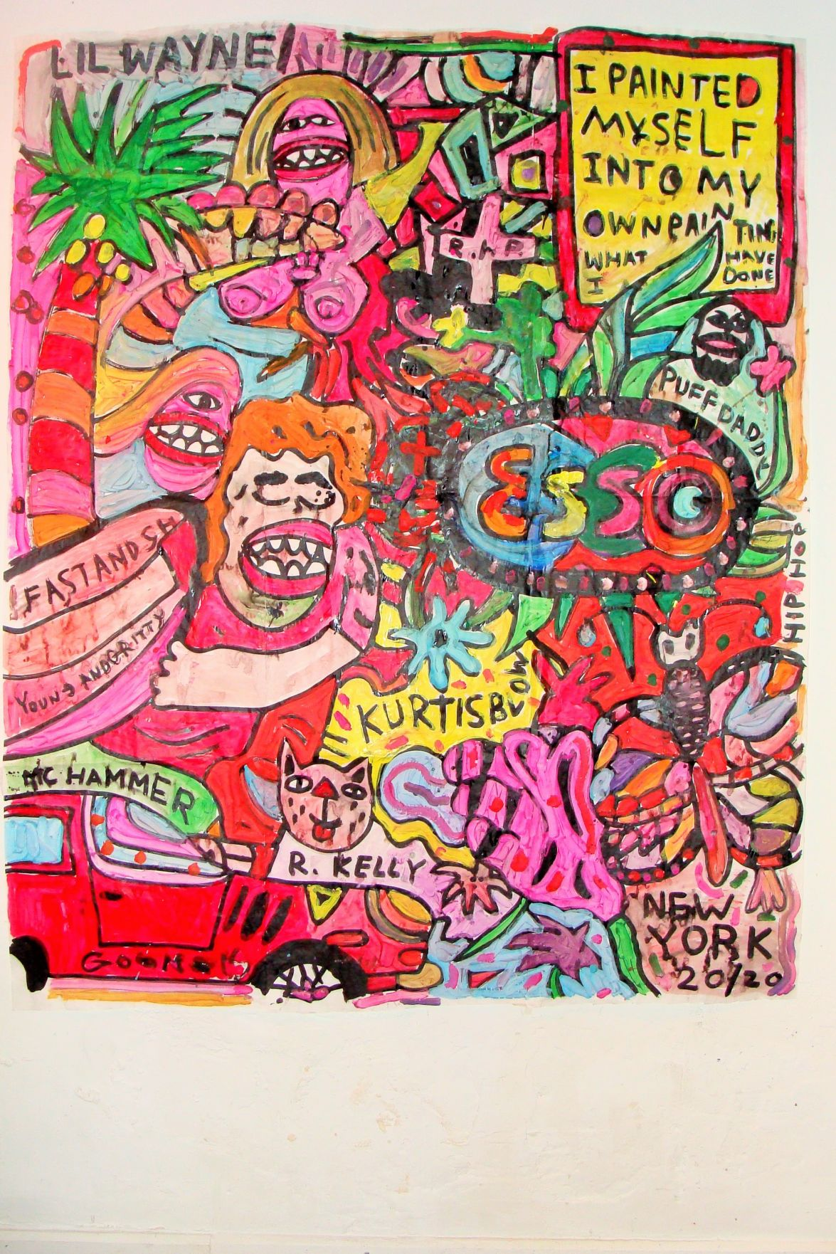 Review: Gooniverse at General Public Collective