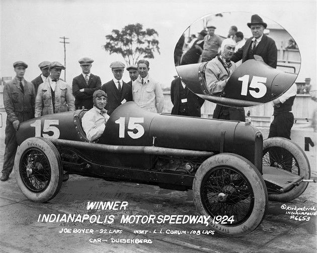 68 days until the 100th running of the Indianapolis 500
