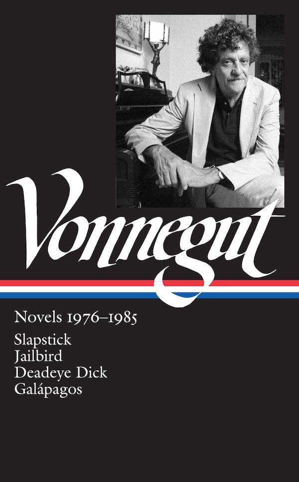 The Library of America's latest Vonnegut