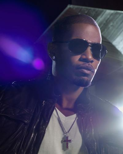 Jamie Foxx: proving himself a musician, one city at a time