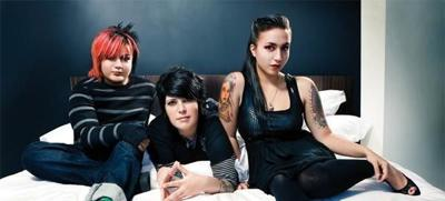 Review: Girl in a Coma at Radio Radio