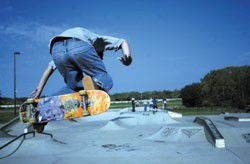 Amateur skaters get their day in the bowl