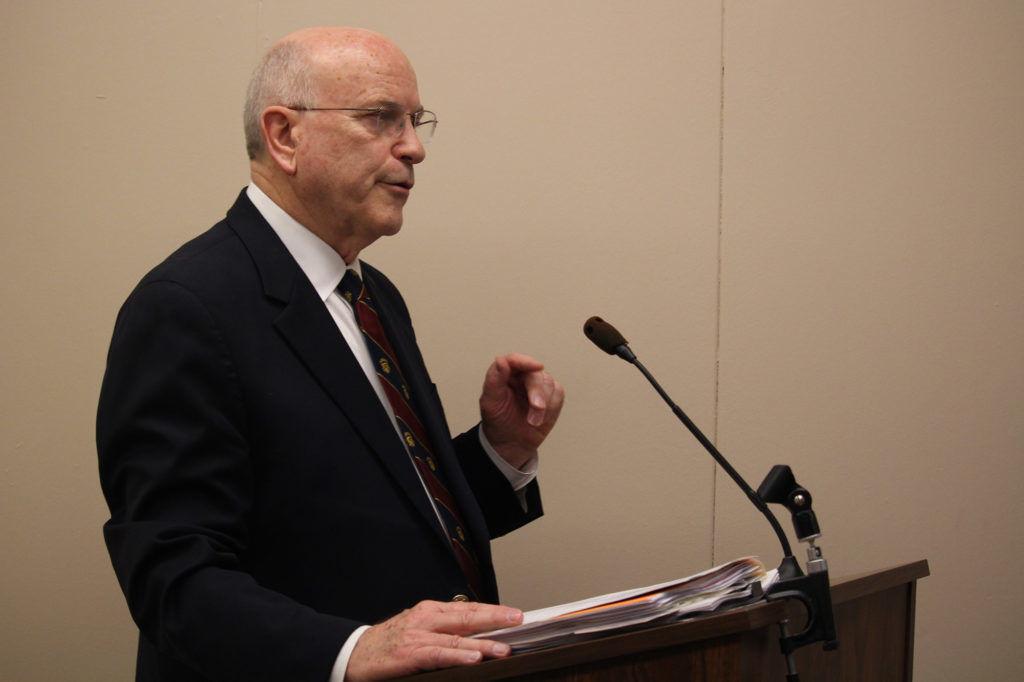 Sen. Dennis Kruse
