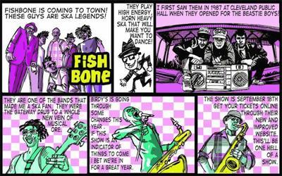 Barfly: Fishbone at Birdy's