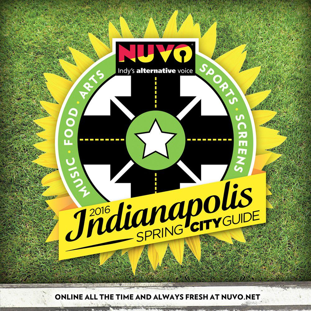 Indianapolis Spring City Guide 2016
