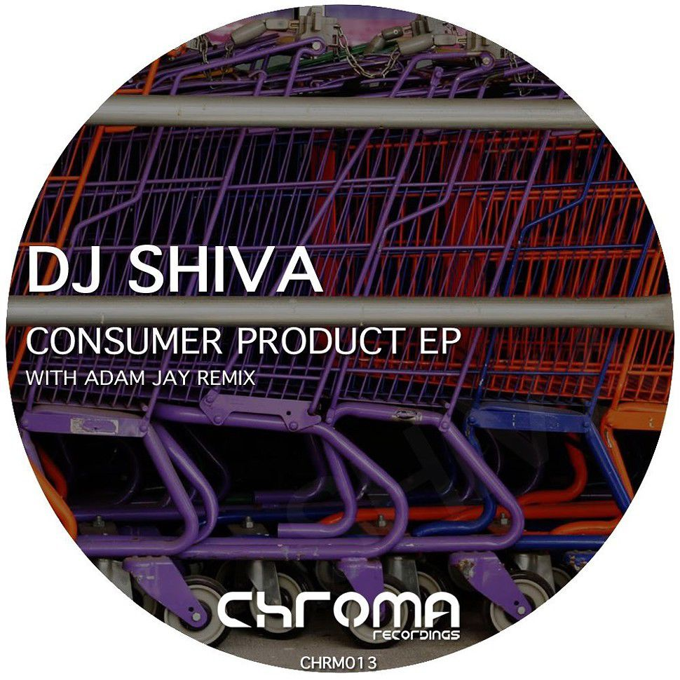 Review: DJ Shiva, 'Consumer Product'