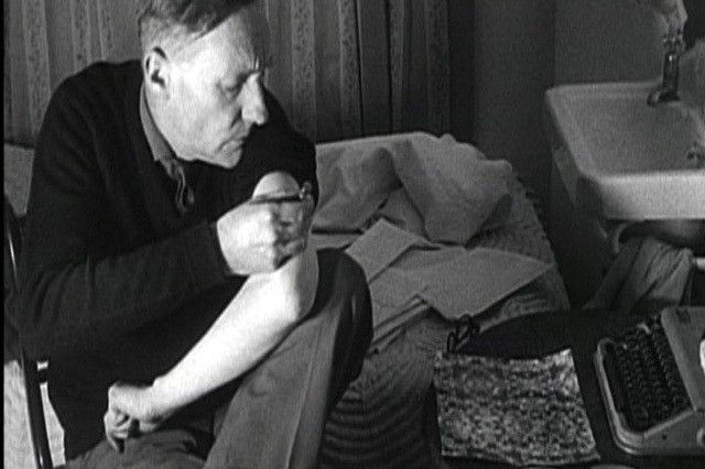 Review: 'William S. Burroughs: A Man Within'