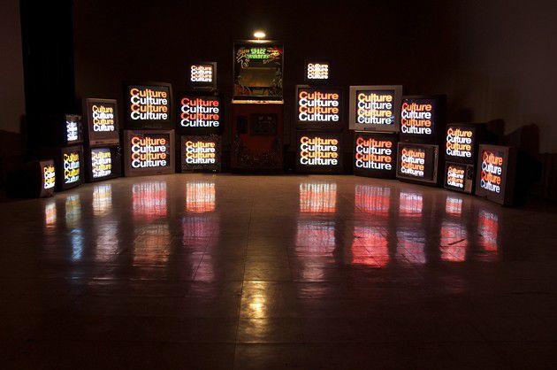 TURF: IDADA Art Pavilion opening night (slideshow)