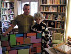 Phyllis Diller: painter