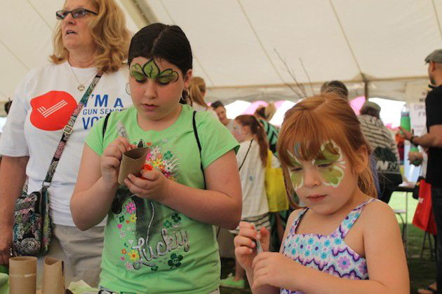 Earth Day Indiana 2014 (Slideshow)