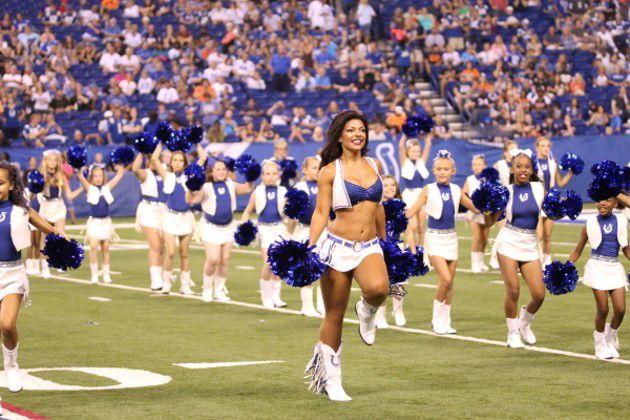 Colts Cheerleaders & Jr. Cheerleaders