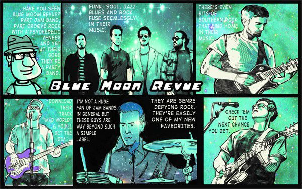 Barfly: Blue Moon Revue