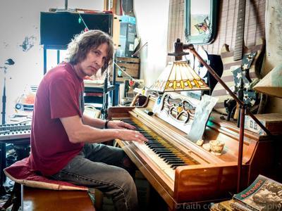 30-year journey for David Corley's debut album