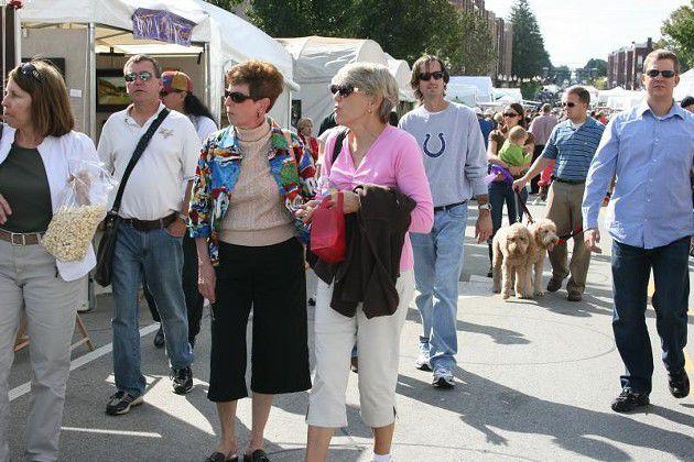 Carmel Arts Festival: September 27, 2009