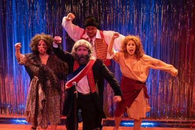 Scene From Forbidden Broadway