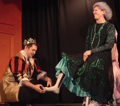 ComedySportz skews 'Cinderella'