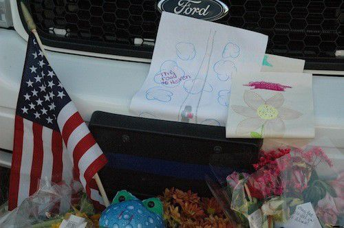 Pet supply donations to honor Officer Bradway