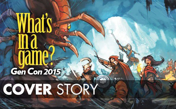 Indiana game designers at Gen Con 2015