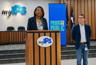IPS Board Votes Unanimously to Hire Johnson as Superintendent